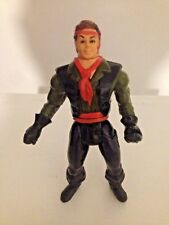 "Peter Pan Hook 4"" Action Figure Rare 1991 Tri-star Robin Williams"