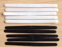 10x Pick Risha Plectrum Mizrab 4 Turkish Oud Ud BRAND NEW Black & White