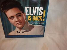 Elvis Is Back - Rca Lsp-2231 - 1960