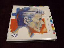 "DAVID BOWIE ""FASHIONS"" 10 x 7"" 45 SET PICTURE DISC COMPILATION RCA UK 1982 ROCK"
