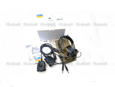 3M Peltor Comtac 3 III ACH Headset (mbitr prc-148 prc-152 tea tci radio ptt tri)