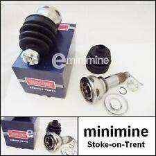"Classic Mini CV Joint Outer Disc PAIR GCV1013 driveshaft 7.5"" 8.4"" Borg & Beck"