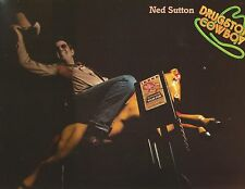 "Arizona Country album by NED SUTTON ""Dimestore Cowboy"" Import Dusty Chaps Mint"