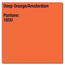 ORANGE A3 IMAGE COLORACTION DEEP AMSTERDAM 420 x 297mm 80gsm x 500 sheets