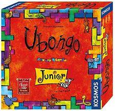 Kosmos Ubongo Junior Legespiele Brettspiele Kinderspiel Spielspaß Spielzeug Best