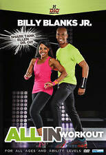 Billy Blanks Jr.: Dance It Out - All in Workout (DVD, 2016)