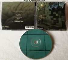 Deceased - The Blueprints For Madness CD RELAPSE 1995 RR 6920-2 benediction
