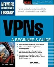 VPNs : A Beginner's Guide by John L. Mairs (2001, Paperback)