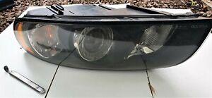 VOLVO S40 V50 2006 Front HEADLIGHT Passenger side 30698879
