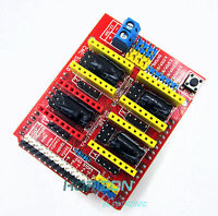 A4988 Driver CNC Shield Expansion Board for Arduino V3 Engraver 3D Printer NEW