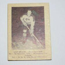 1951 BILLY ARCAND LAVAL DAIRY #54 QSHL VG ++