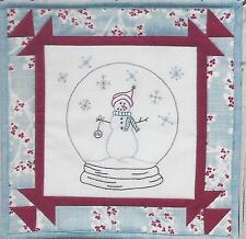 Snow Daze quilt pattern by This & That