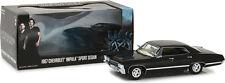 Greenlight Supernatural 1967 Chevrolet Chevy Impala 4 Doors 1/24 Black 84032