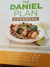 Cook Book , Danial Plan Cook Book..healthy eating ..excellent  Shape preowned