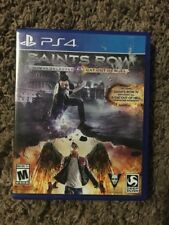 Saints Row IV: Re-Elected & Gat Out of Hell (Sony PlayStation 4, 2015)