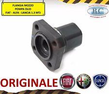 FLANGIA MOZZO POMPA OLIO ORIGINALE FIAT IDEA ( 350 ) 1.3 MULTIJET 2004 >