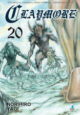manga STAR COMICS CLAYMORE  numero 20