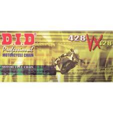 DID Kette 428 VX POUR MALAGUTI x3m125 an de construction 07-08