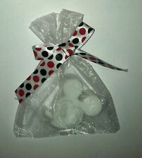 Disney Mickey Mouse Favor Soap Organza Bag Wedding Baby Shower Birthday Favors