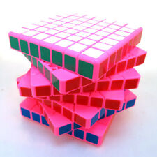 Shengshou Speed 7x7 7x7x7 Magic Cube Twist Puzzle Pink Limited Version SS