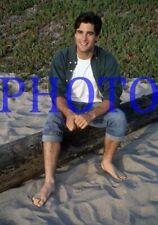 JOHN HAYMES NEWTON #5,BAREFOOT,BAREFEET,superboy,melrose place,8x10 PHOTO