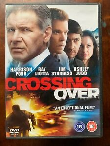 Crossing Over DVD 2008 Crime Movie with Harrison Ford and Ray Liotta
