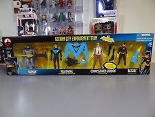 Batman Animated Series 4 Pack Gotham City Enforcement Team