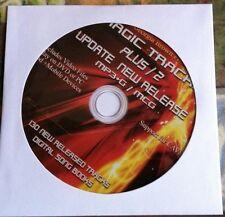 MP3+G KARAOKE MAGIC TRACKS SET 1200+ SONGS COUNTRY,ROCK,POP,JAZZ (MSRP $99.99)