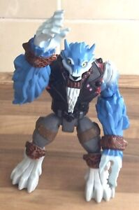 IRON VULF - MONSTER HERO MASHERS Figure MAKE YOUR OWN MASH UP CHARACTER