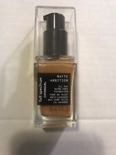 Covergirl Foundation Full Spectrum Matte Ambition FS 410 Deep Golden 1 Lot of 2