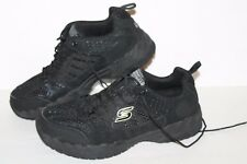 Skechers Relaxed Fit Outland Trail Running Shoes, #51381, Black/Charcoal, Mens 9