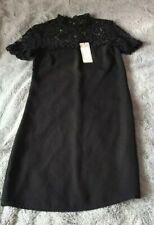 Women's Stunning Lipsy London Black Dress Bnwt Size UK 6