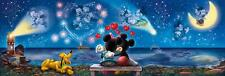 Clementoni Disney Mickey & Minnie Mouse Panorama Jigsaw Puzzle (1000 Pieces)