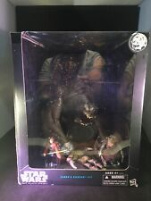 NEW Star Wars The Black Series Jabba's Rancor Pit - 6 Figures