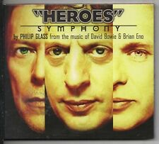 """Philip Glass - """"Heroes"""" Symphony from the Music of David Bowie & Brian Eno..."""