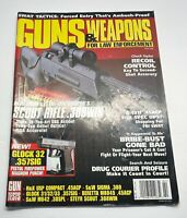 Guns & Weapons For Law Enforcement Magazine February 1998 Back Issue