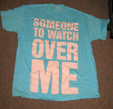 Someone to Watch Over me T shirt VINTAGE movie Collectible nightshirt sleep tee