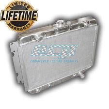 """THE BEST Mopar 26"""" Small Block Aluminum Radiator 1967 - 1974 Mopar NO 3 ROW JUNK"""