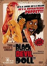 Black Devil Doll ( Horror-Thriller ) mit Heather Murphy, Natasha Talonz NEU OVP