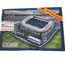 Estadio Santiago Bernabeu Stadium 3D Puzzle Clever And Happy NEW In Sealed Box