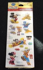 Disney Mickey Mouse Clubhouse Stickers From Hallmark Mickey 2 Sheet 30 Stickers