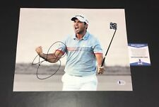PGA TOUR JASON DAY SIGNED AUTO 11X14 PHOTO MASTERS BAS BECKETT COA AUSTRALIA