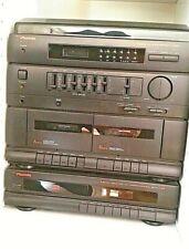 stereo compatto vintage