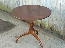 William IV Pre-Victorian Tables (Pre-1837)