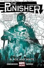 NEW The Punisher Volume 1: Black and White by Nathan Edmondson
