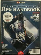 PC Gamer Presents The Ultimate RPG Handbook 28 Page Guide FREE SHIPPING sb