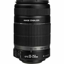 Canon EF-S 55-250mm f/4-5.6 IS II Telephoto Zoom Lens for Canon EOS DSLR Cameras