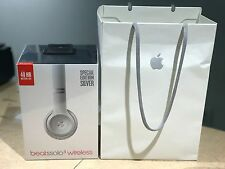 Beats by Dr. Dre Solo3 Wireless Headband Headphones - Silver