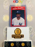 1990 Donruss Deion Sanders #427 RC Rookie NM/M MINT Yankees Baseball Card