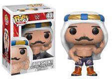 IRON Sheik Iran Wrestler Pop! WWE #43 VINILE personaggio WWF Funko
